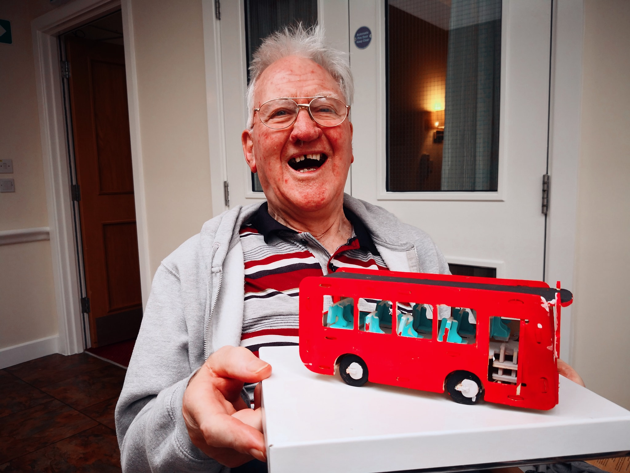 Activities for residents at Spencer Grove Care Home in Belper