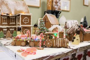 gingerbread house_ashbourne_care_home